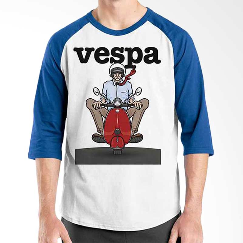 Ordinal Vespa 01 Raglan
