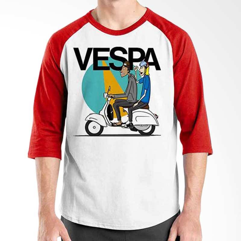 Ordinal Vespa 02 Raglan
