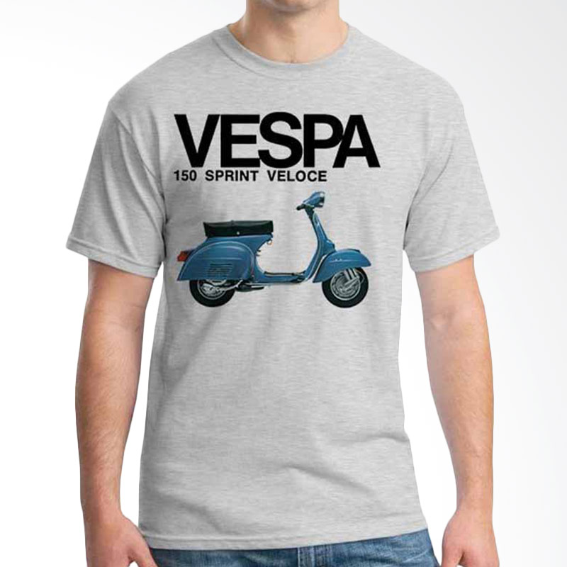 Ordinal Vespa Blue T-shirt