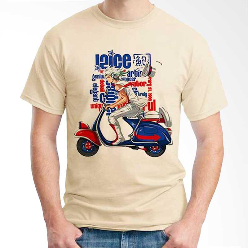 Ordinal Vespa Colour T-shirt