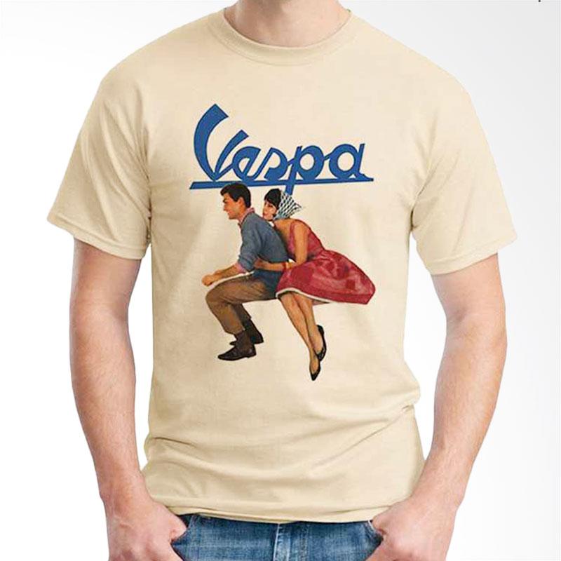 Ordinal Vespa Couple T-shirt