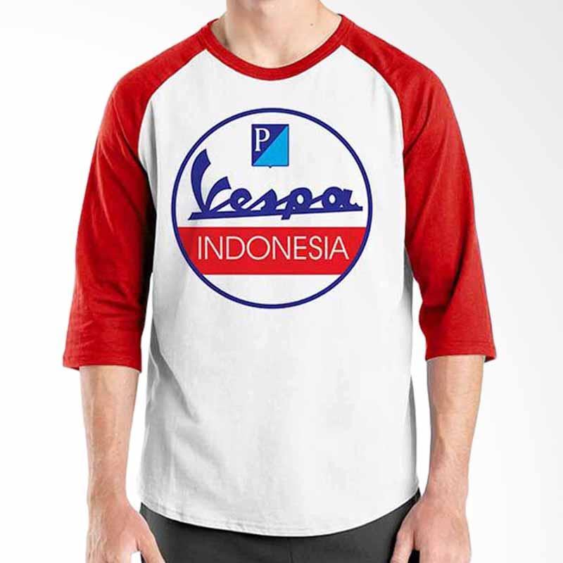 Ordinal Vespa Indonesia Raglan