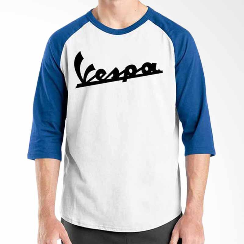 Ordinal Vespa Logo 02 Raglan