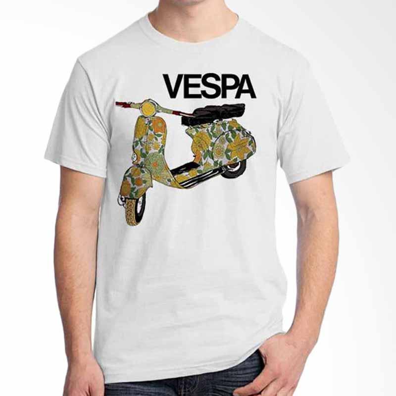 Ordinal Vespa Retro 02 T-shirt