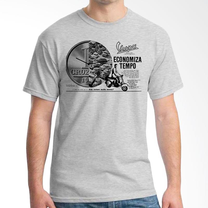 Ordinal Vespa Retro 04 T-shirt