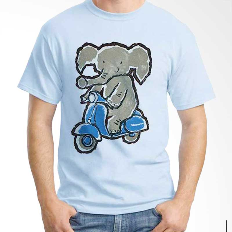 Ordinal Vespa Retro 05 T-shirt