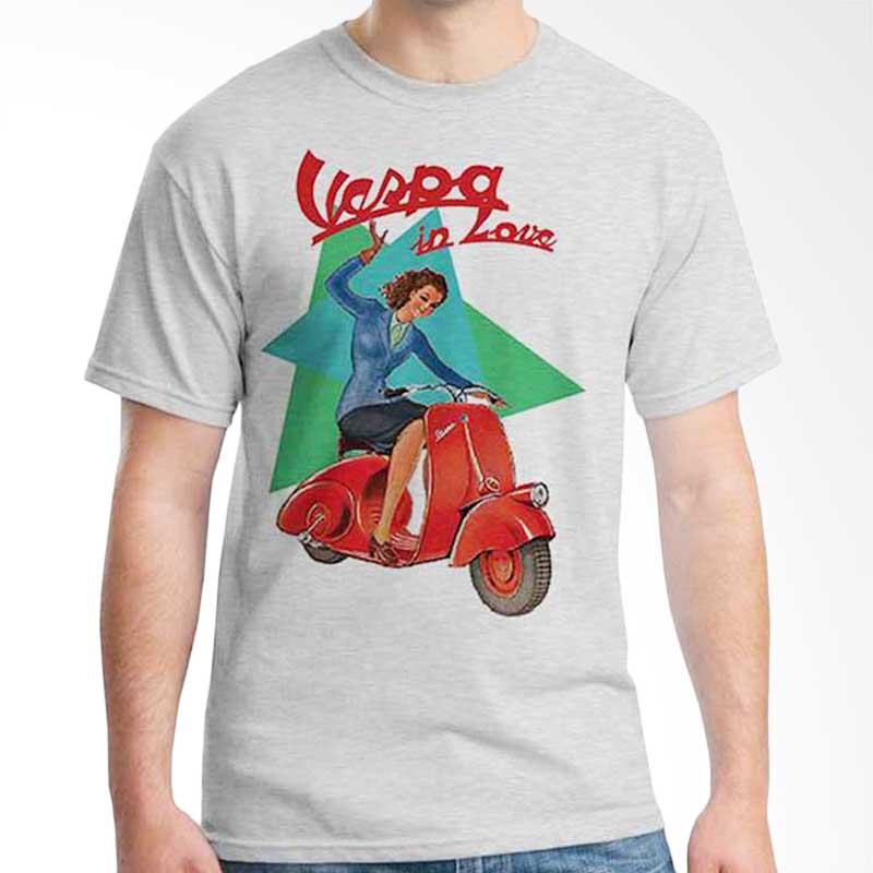 Ordinal Vespa Retro T-shirt
