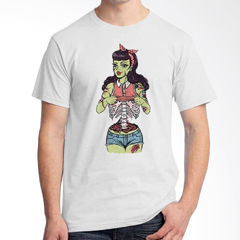 Ordinal Zombie Attack 15 T-shirt Extra diskon 7% setiap hari Citibank – lebih hemat 10% Extra diskon 5% setiap hari