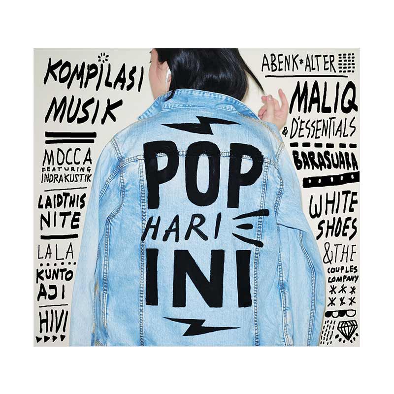 Various Artists - Pop Hari Ini Kompilasi CD Musik