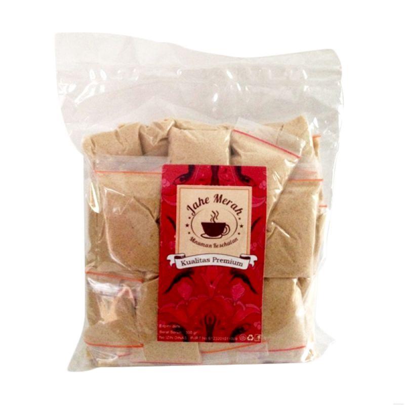 Organic Red Ginger Gula Aren Minuman Herbal [1000 gr]