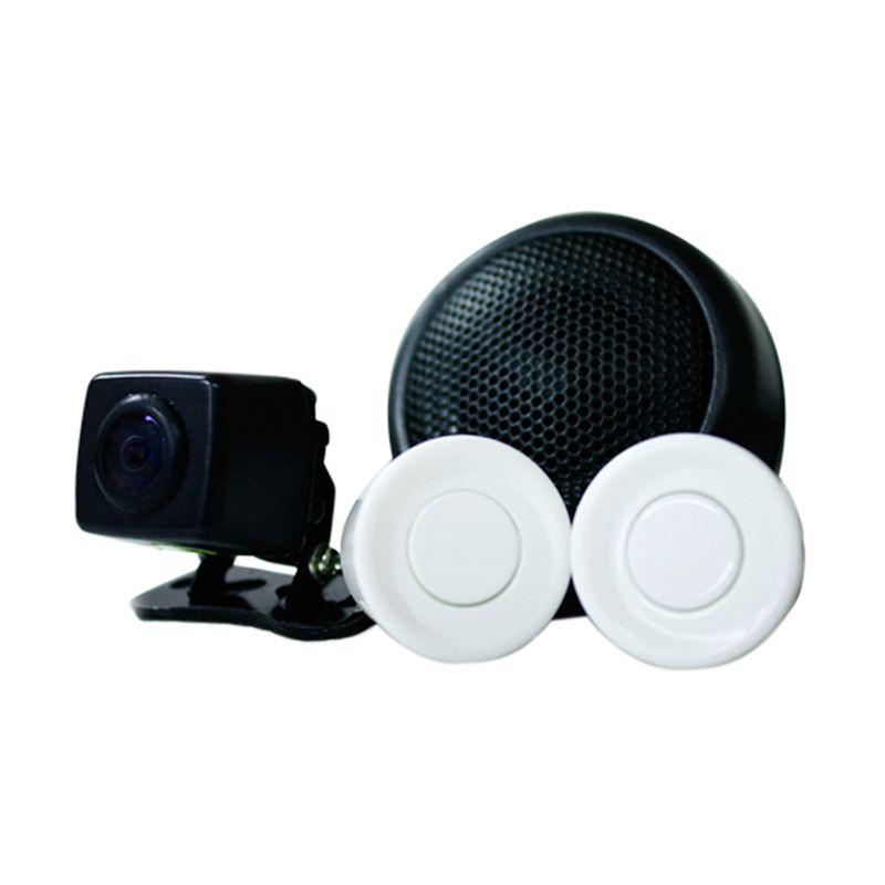 ORIS R221 White Kamera Mundur Aksesoris Mobil