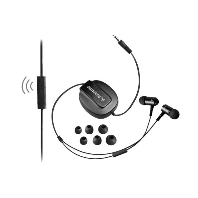 Avantree ADHF-TR505A-BLK Headset