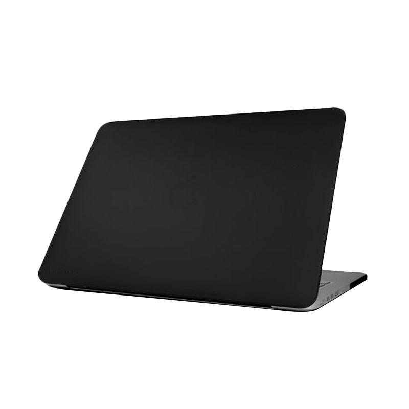 Monocozzi Hard Shell Black Casing for Macbook Pro Retina [13 Inch]