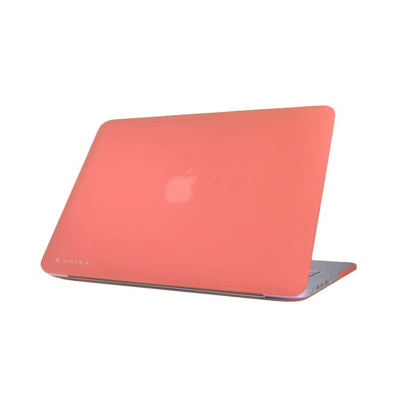 Monocozzi Matte Hard Shell Pink Casing for Macbook Air [11 Inch]