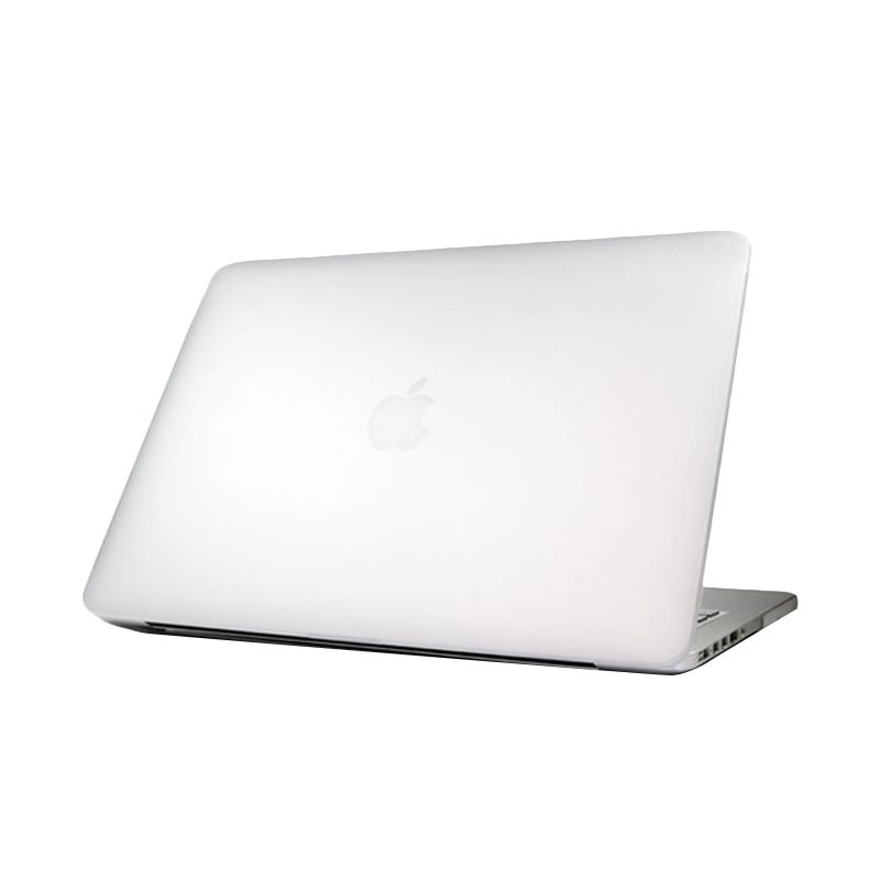 Monocozzi Matte Hard Shell White Casing for Macbook Air [11 Inch]