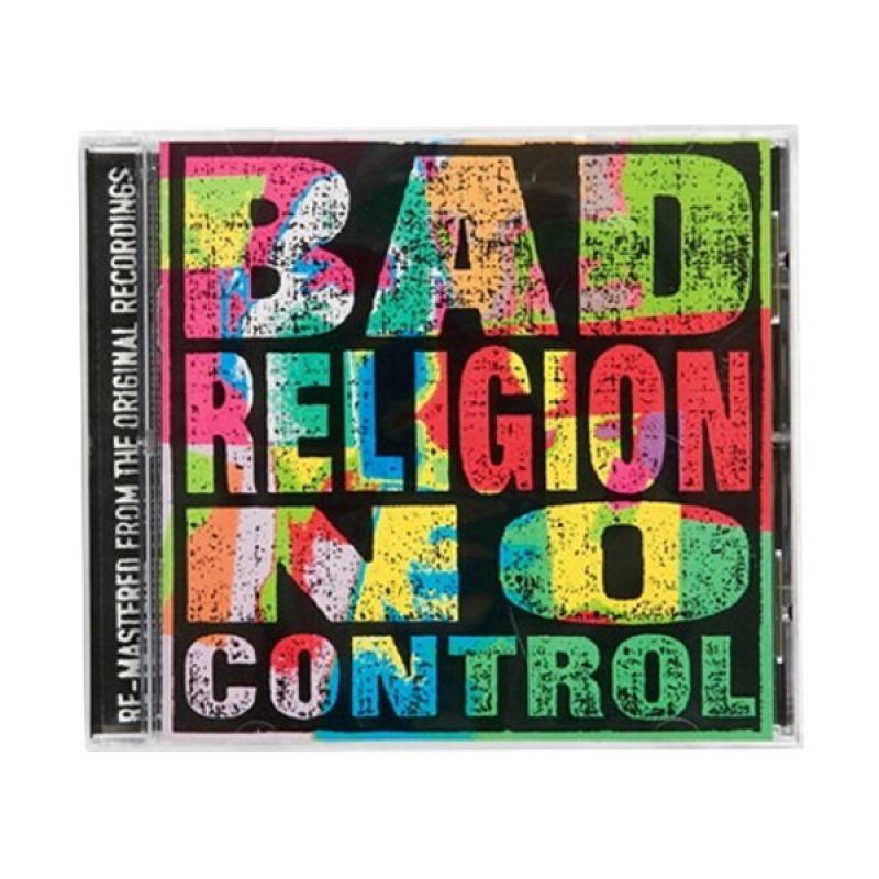 Bad Religion - No Control CD Music