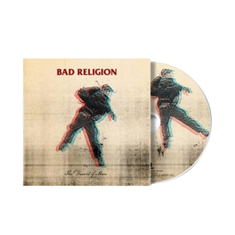 Bad Religion - The Dissent Of Man CD Music