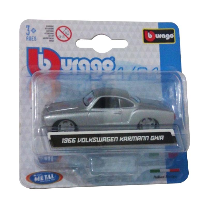 Bburago Volkswagen Karmann Ghia 1966 Diecast [1:64]