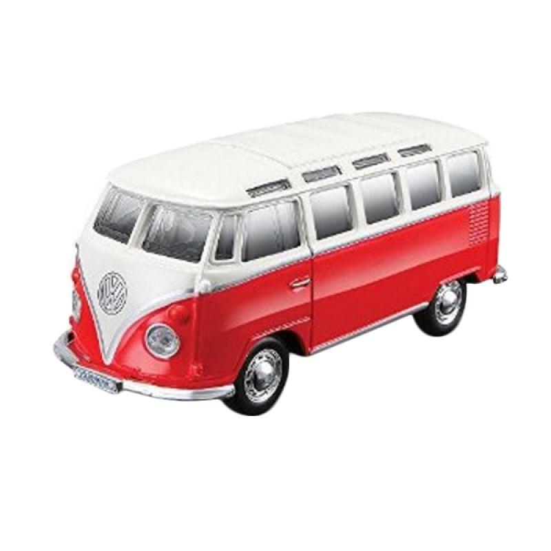 BBurago Volkswagen Van Samba Diecast [1:64]