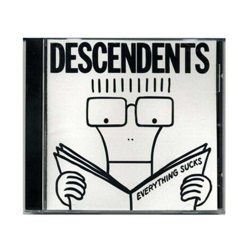 Descendents - Everything sucks CD Music