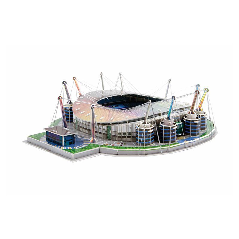 Etihad 3D Puzzle of Manchester City Stadium Mainan Blok dan Puzzle