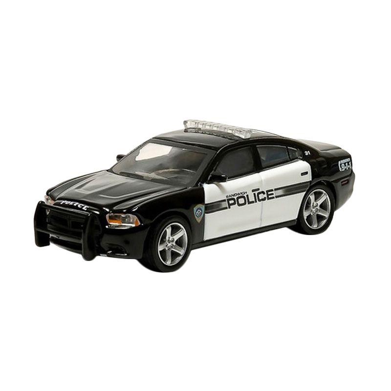 Greenlight Dodge Charger Sandwhich Massachusetts Police 2012 Diecast [1:64]
