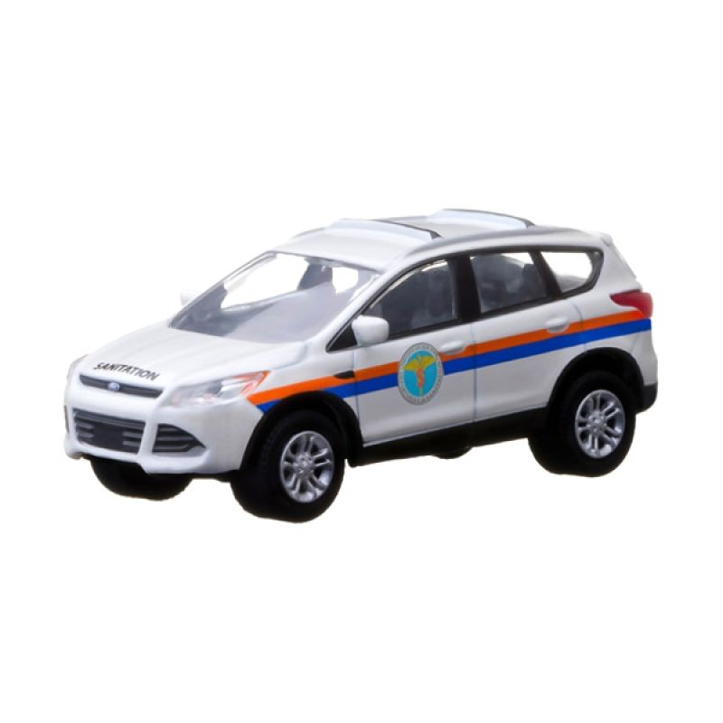 Greenlight Ford Escape DSNY 2013 Diecast [1:64]