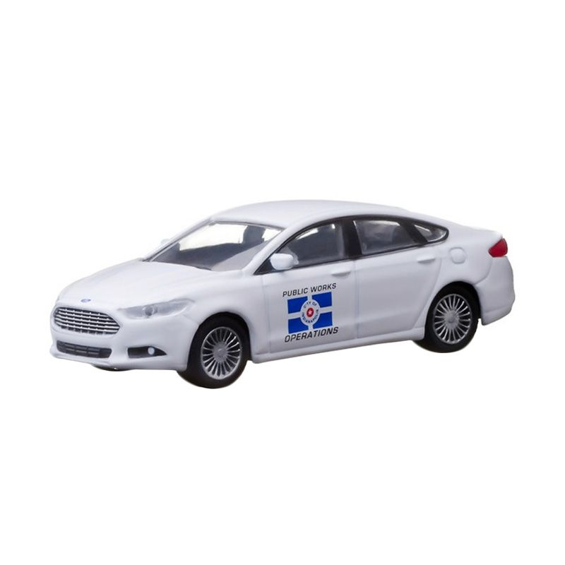 Greenlight Ford Fusion Indianapolis DPW Diecast [1:64]