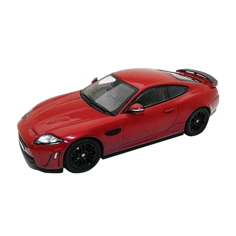 IXO Jaguar XKR-S 2010 Red Diecast
