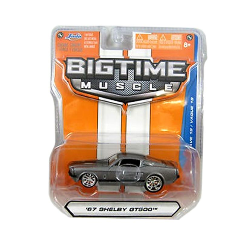 JADA Ford Shelby GT500 GRY1967 Diecast [1:64]