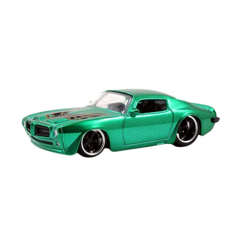 JADA Pontiac Firebird 1970 Green Diecast [1:64]
