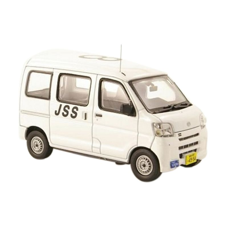 JCOLLECTION Daihatsu Hijet Japan Airport Service Diecast [1:43]