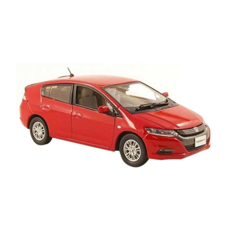 JCOLLECTION Honda Insight 2010 Red Diecast [1:43]