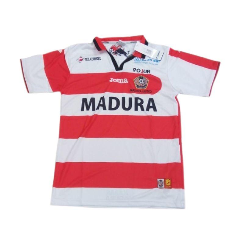 Joma Persepam Madura Home 2014 Authentic Jersey Sepak Bola