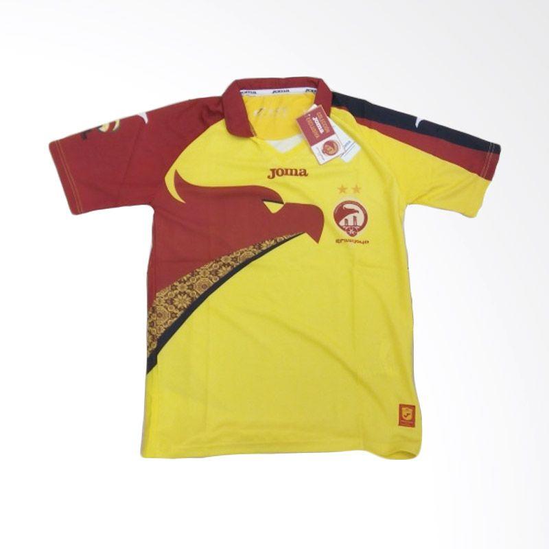 Sriwijaya Home 2014 Kaos Sepak Bola
