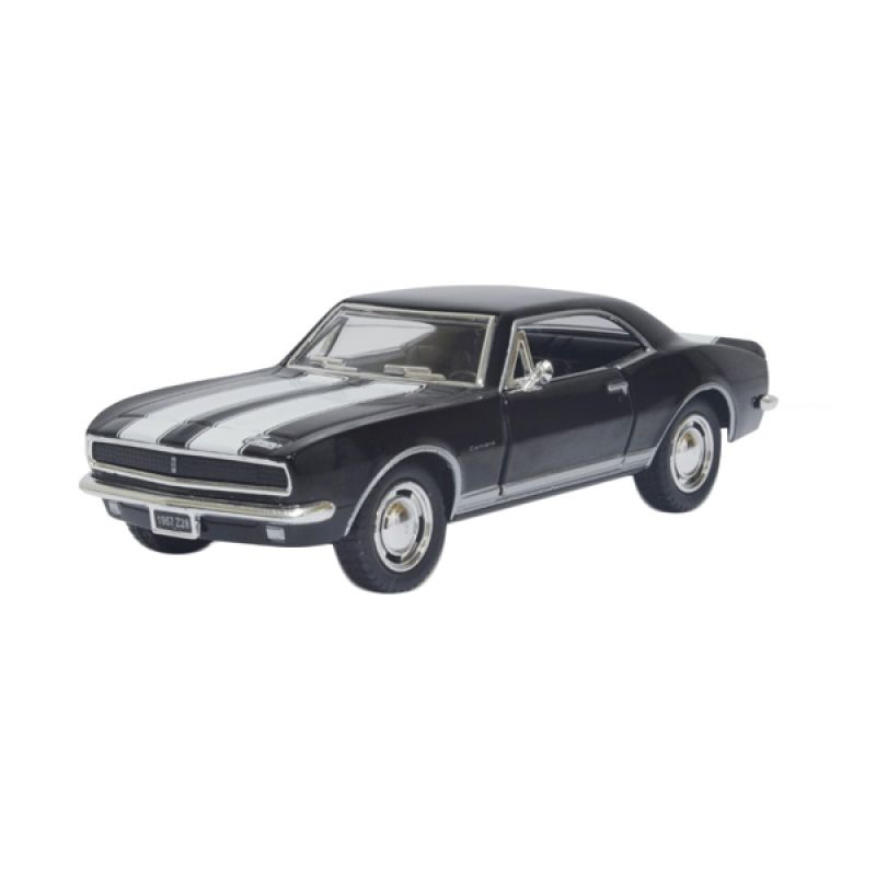KINSMART Chevrolet Camaro Z/28 Black Diecast [1:36]