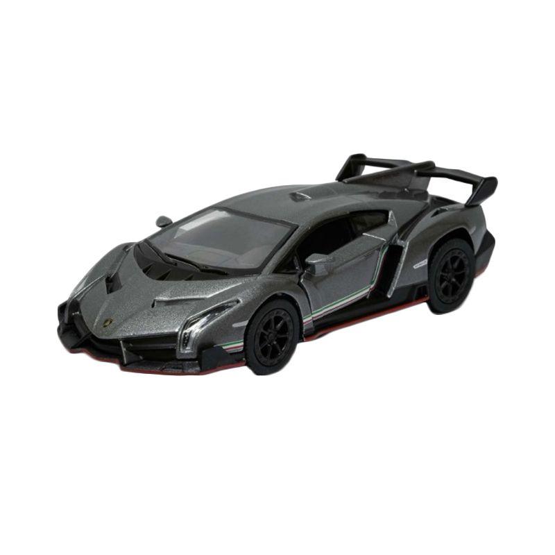 Kinsmart Lamborghini Veneno Black Diecast