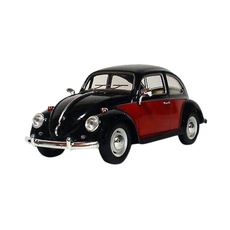 Kinsmart Volkswagen Black Red Diecast