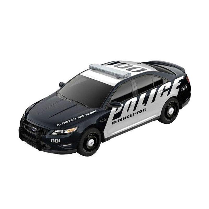 MotorMax Ford Police Interceptor Concept Diecast [1:43]