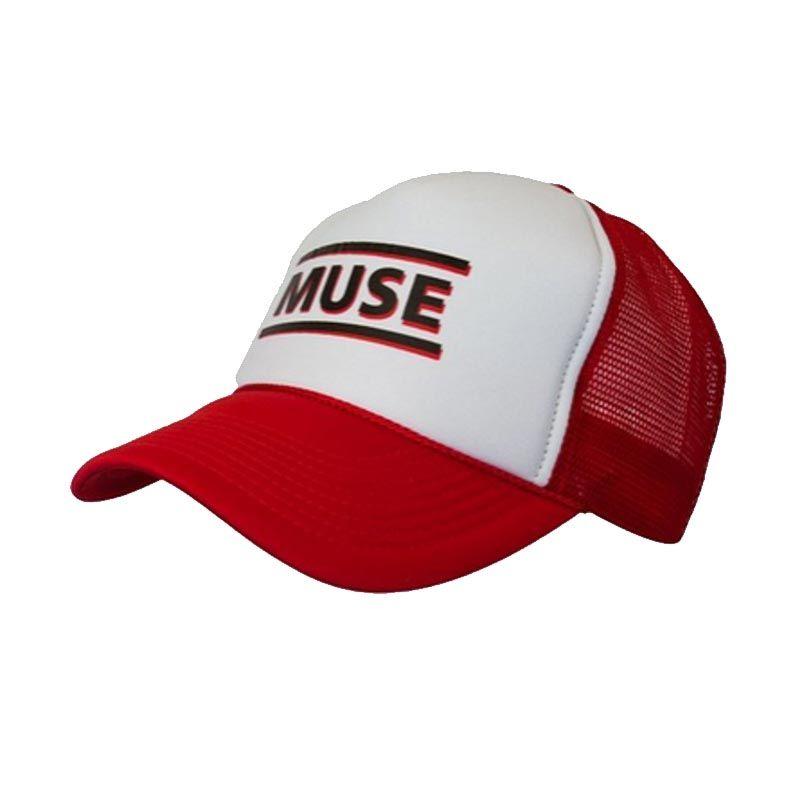 Muse Trucker Topi