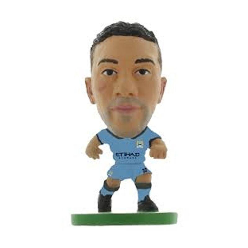 Soccerstarz Man City Gael Clichy Home Kit Mini Figure