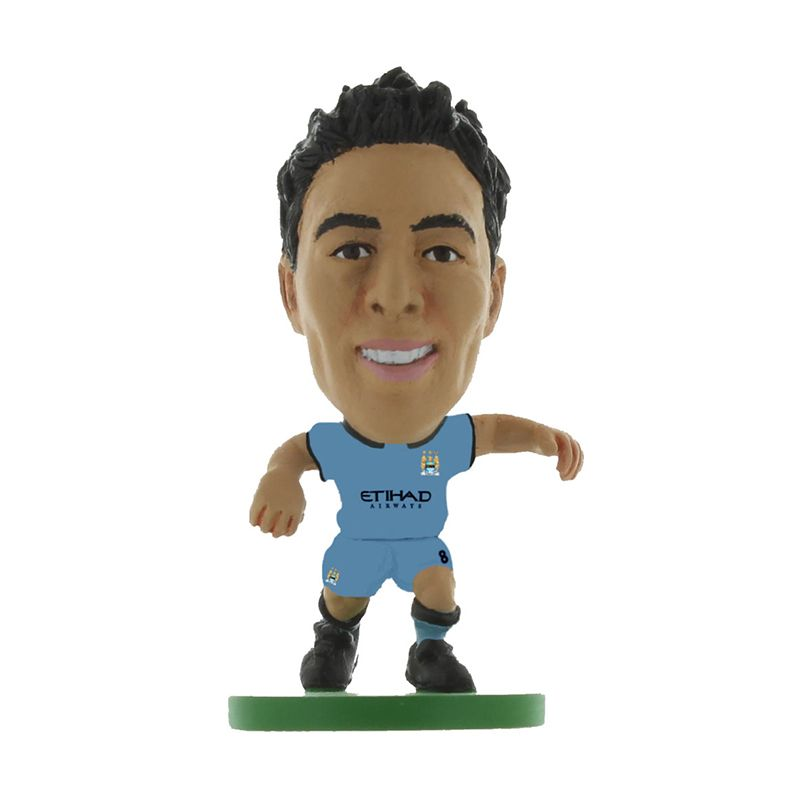 Soccerstarz Man City Nasri Mini Figure