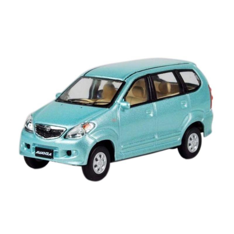 RIMS Toyota Avanza Metallic Blue Diecast [1 : 64]