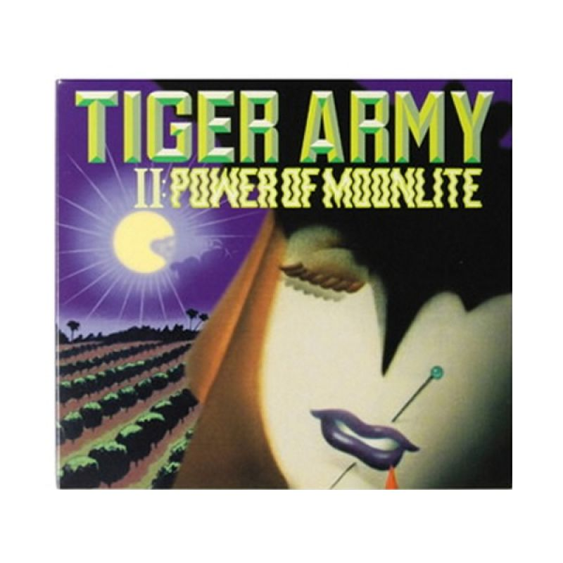 Tiger Army - Power Of Moonlite CD Music