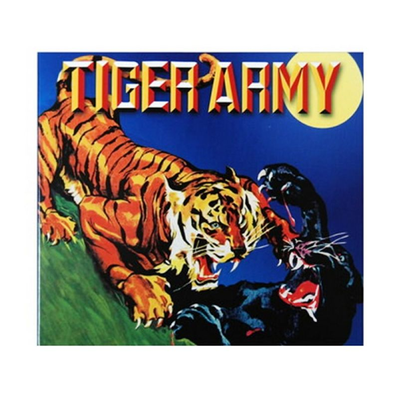 Tiger Army - Self Title CD Music