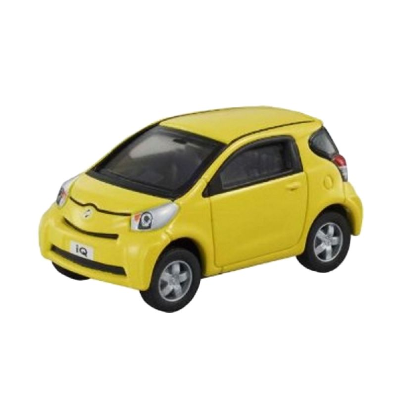 Tomica 111 Limited Toyota IQ Yellow Diecast