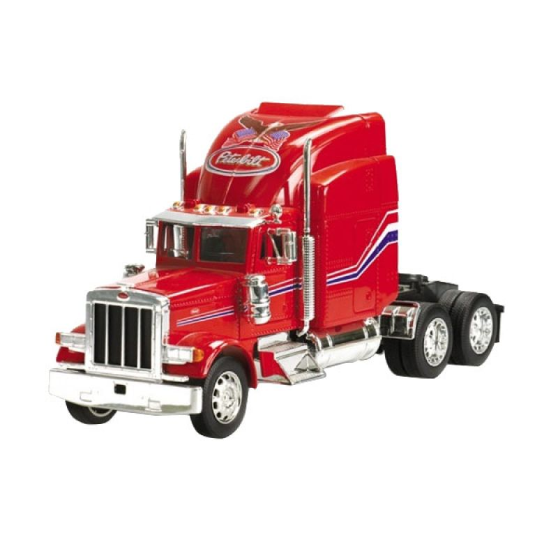 Welly Peterbilt 379 Red Diecast [1:32]