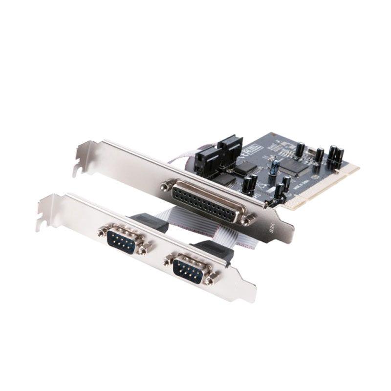 Orion Base PCI2S1P 2 Serial 1 Parallel Card Aksesoris Komputer