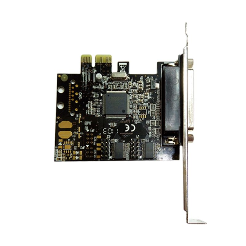 Orion Base PCIE2S1P PCI Express Parallel Card [2 Port Serial + 1 Port]