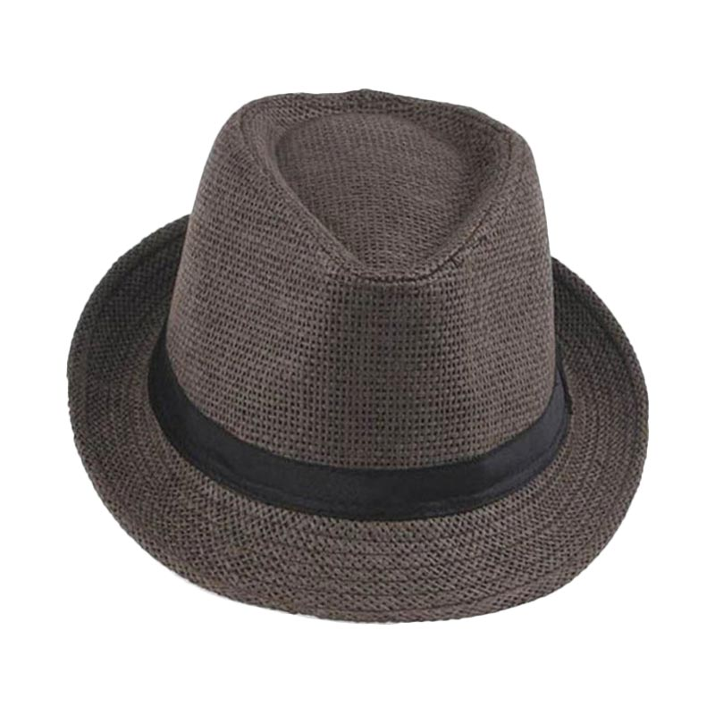 Jual Topi Fedora Coklat Online - Harga Baru Termurah Maret 2019 ... 1063a9f942